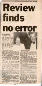 03.08.94 Review finds no error | Moorabbin Standard