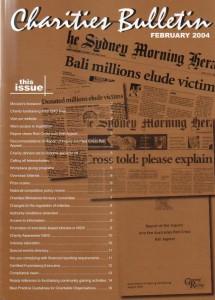 2004.02 Charities Bulletin