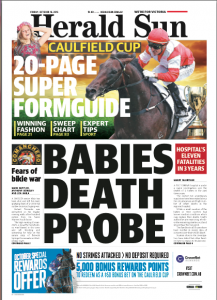 2015.10.16 Babies death probe