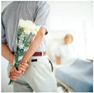 Hospital visitor