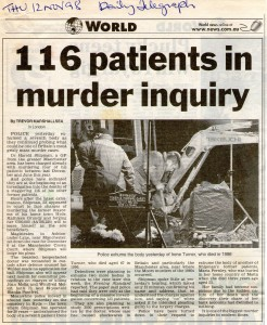 116 patients in murder inquiry 814