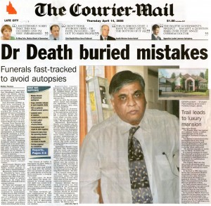 Dr Death buried mistakes