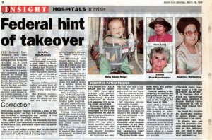 28.03.98 How five patients died