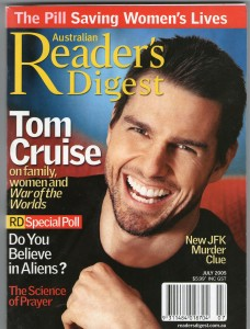 Reader's Digest July 2005