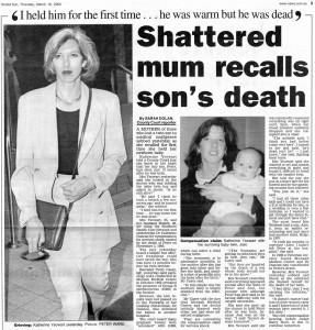 Shattered Mum