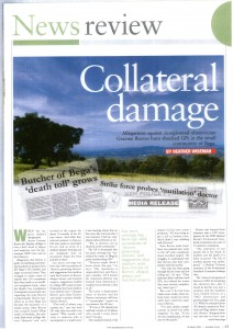 28.03.08 Collateral damage
