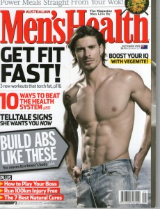Men's Health Sept 2009