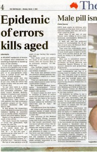 Epidemic of errors kills aged 028